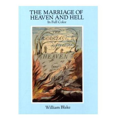 Marriage of Heaven and Hell (9780486281223)