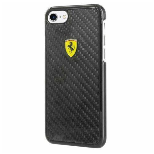 Ferrari Scuderia Hardcase - Etui iPhone 7 (czarny) - Szybka wysyłka - 100% Zadowolenia. Sprawdź już dziś!, FERCAHCP7BK