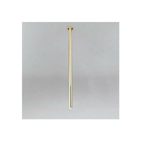 Shilo Wpuszczana lampa sufitowa alha t 9085 metalowa oprawa do zabudowy sopel tuba mosiądz