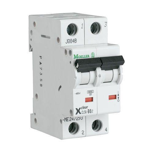 Eaton  270374 - wyłącznik nadprądowy cls6 2p b16 (4015082703745)
