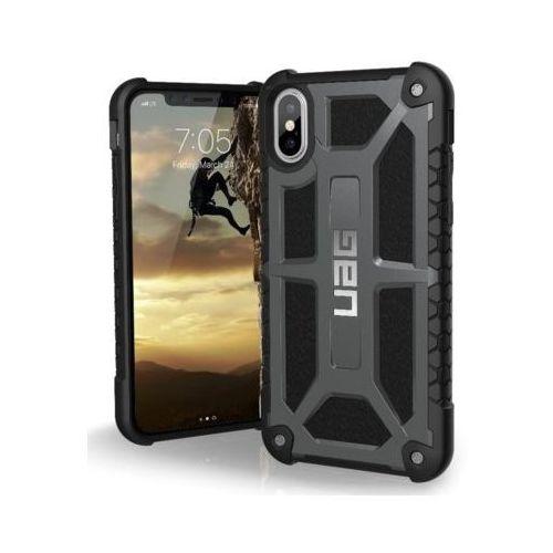 Urban armor gear Etui monarch do iphone x grafitowy darmowy transport (0858329007077)