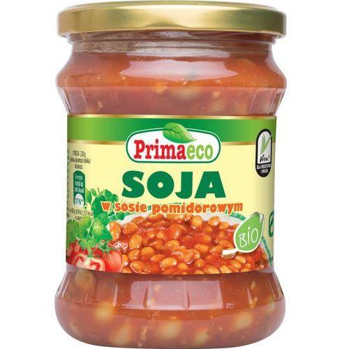 Soja w pomidorach 440g