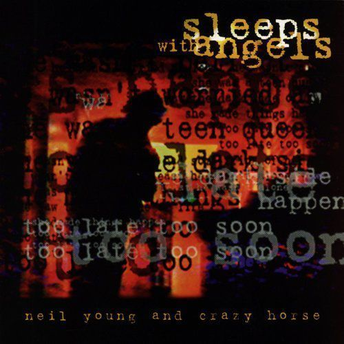 SLEEPS WITH ANGELS - Neil&crazy Horse Young (Płyta CD) (0093624574927)