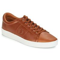 Fred perry Trampki niskie spencer waxed leather