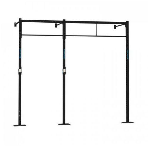 Dominate w base 293.110 wall mount rack 3 x stanowisko treningowe pu 1 x squat marki Capital sports