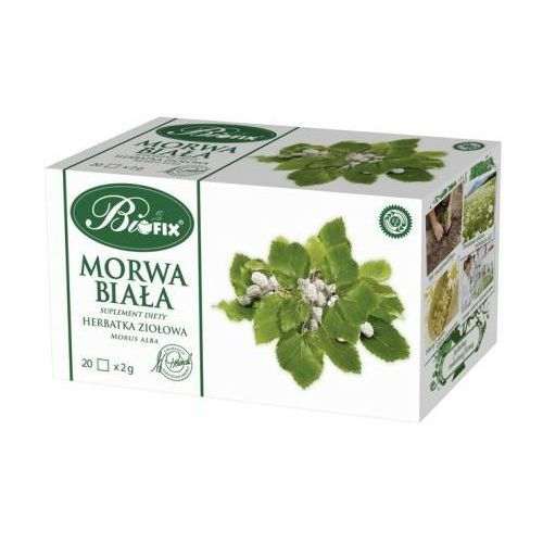Herbata ziołowa morwa biała 40 g Bifix