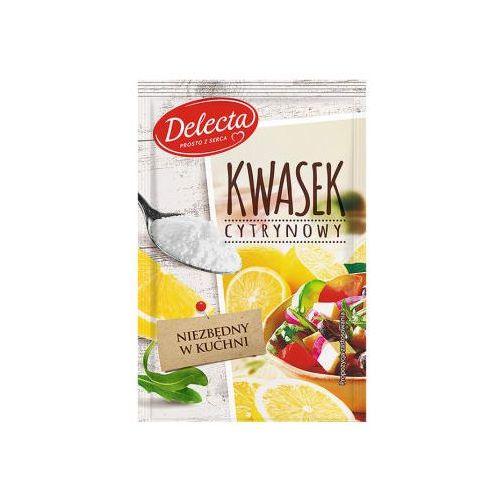 DELECTA 20g Kwasek cytrynowy (5900983020031)