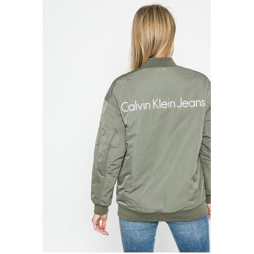 Calvin Klein Jeans - Kurtka bomber, bomberka