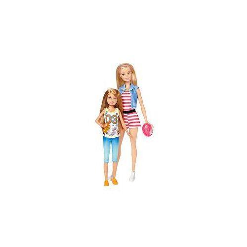 Barbie i jej siostry Mattel (Stacie), DWJ63 DWJ64