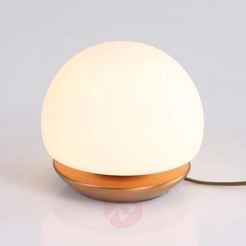 Steinhauer Ancilla Lampa stołowa LED Brązowy, 1-punktowy - Klasyczny - Obszar wewnętrzny - Ancilla - Czas dostawy: od 6-10 dni roboczych