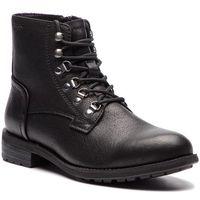 Kozaki VAGABOND - Lynnwood 4469-101-20 Black, kolor czarny