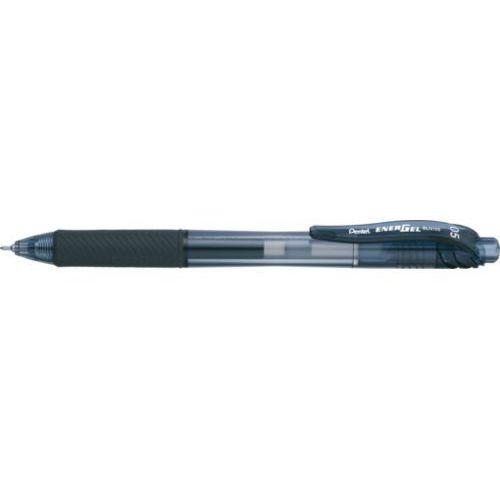 Pentel Cienkopis kulkowy energel bln105 czarny 0,5mm