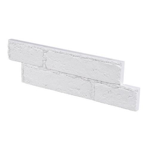 Płytka dekoracyjna gipsowa Stegu Cellar z fugą biała 0,48 m2, ST-PL-CEL-001-1
