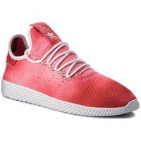 Buty adidas - Pw Hu Holi Tennis Hu DA9615 Scarle/Ftwwht/Ftwwht, kolor czerwony