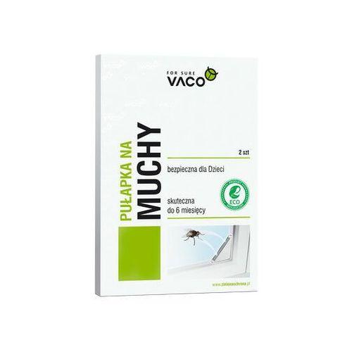 Vaco eco pułapka okienna na muchy (narożna) 2 szt - darmowa dostawa od 95 zł!