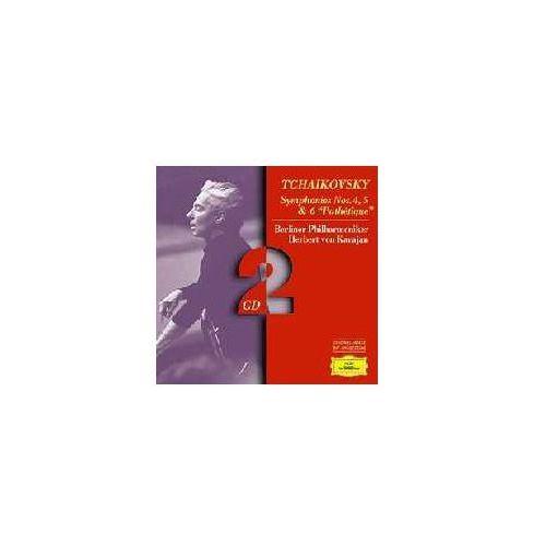 Deutsche grammophon Symphonien no. 4 / no. 5 / no. 6
