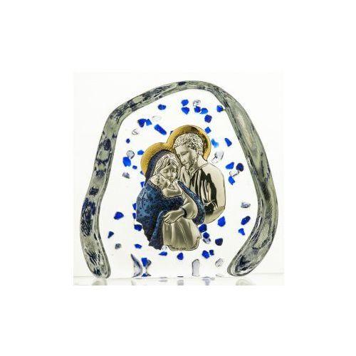 Skałka przycisk kryształowy Święta Rodzina kryształ 2774 (5900341027740)