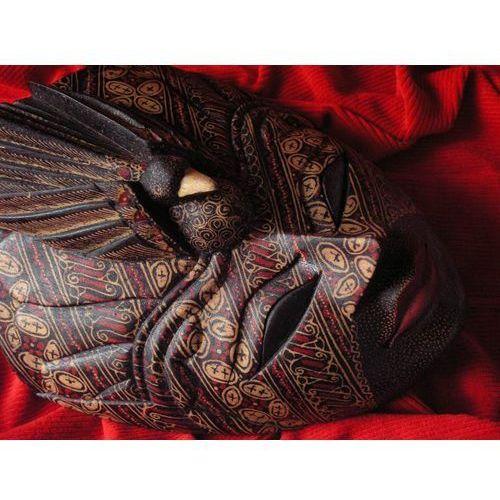 Dekoracyjny prezent rzeźba egzotyczna maska oświecenia marki Wyspa bali