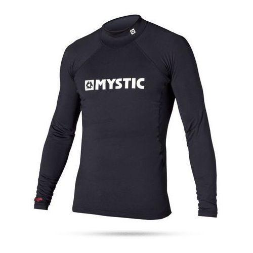 Mystic Lycra  2016 star rashvest junior l/s black