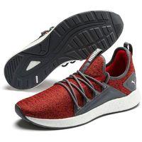 Puma buty do biegania NRGY Neko Knit 41 czerwony (4062451478889)