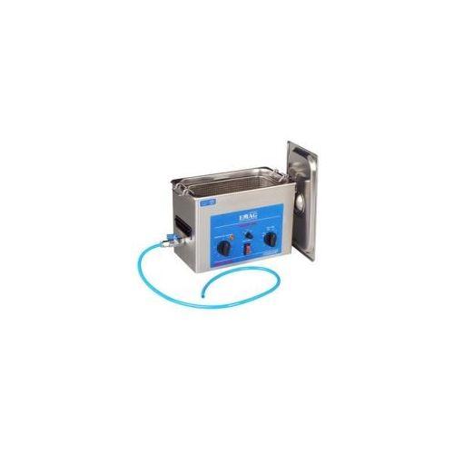 Myjka ultradźwiękowa EMAG Emmi-40HC z kurkiem odpływowym