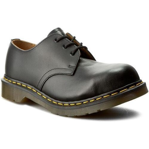 Dr. martens Glany - fine haircell 10111001 black