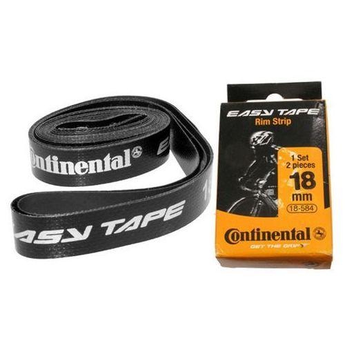 """Co0195035 ochraniacz dętki/taśmy easy tape 27,5"""" 18-584 zestaw 2 szt. marki Continental"""