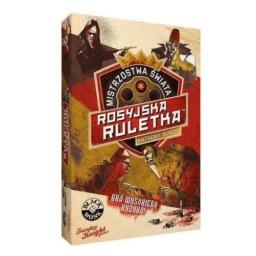 OKAZJA - Black monk Rosyjska ruletka: mistrzostwa świata (5901549119824)