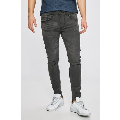 - jeansy raw hem, Only & sons