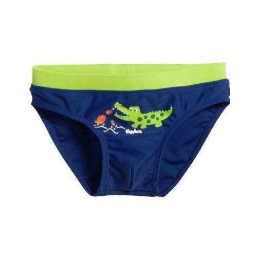Playshoes pieluszki kapielowe uv krokodyl, niebieski
