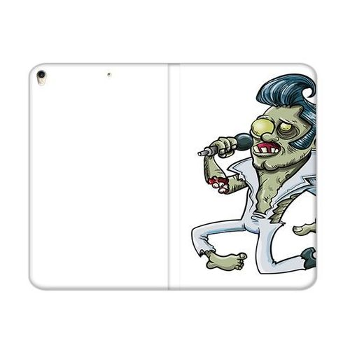 Etuo flex book fantastic Apple ipad air (2019) - etui na tablet flex book fantastic - elvis zombie