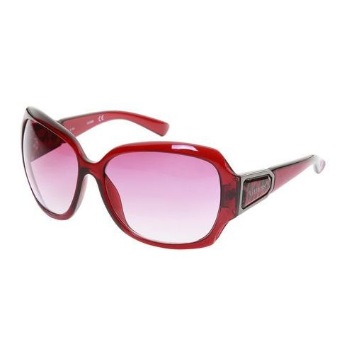 Okulary przeciwsłoneczne damskie GUESS - GU0217F-02