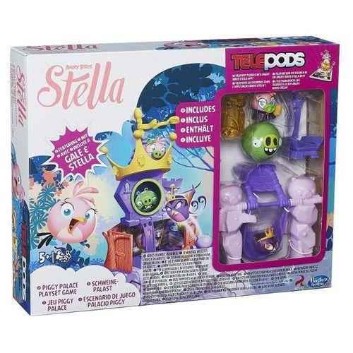 Gra HASBRO Angry Birds Stella - Pałac Królowej A8884 z kategorii Gry dla dzieci