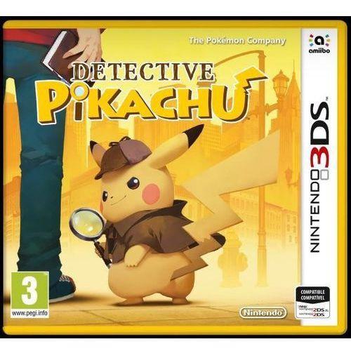 3ds detective pikachu marki Nintendo