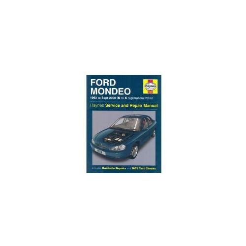 Ford Mondeo Service and Repair Manual