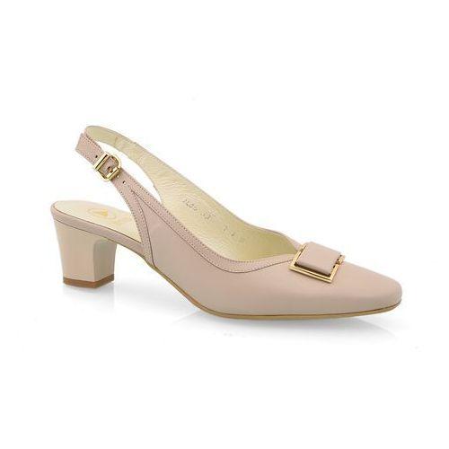 Sandały Anis 3466 Capucino, kolor beżowy