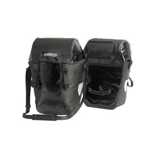 Ortlieb Sakwy bike packer classic ql2.1 czarny / montaż: tył / pojemność: 40 l (4013051035415)