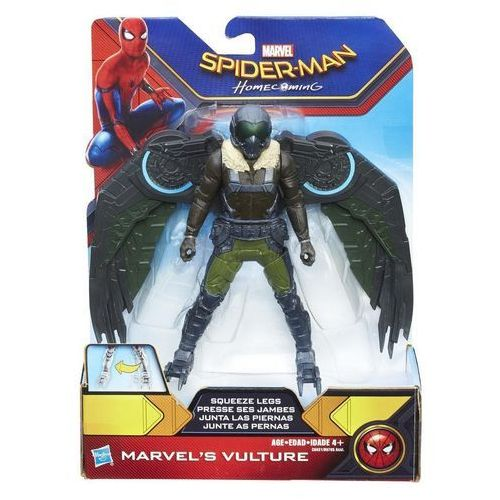 SPDERM-MAN WEBCITY Figurka Deluxe, Marvels Valture