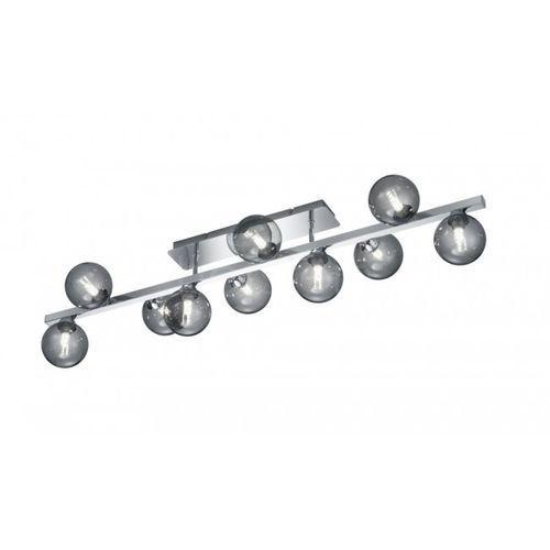 Lampa Sufitowa Trio Leuchten ALICIA Chrom, 10-punktowe - Nowoczesny/Vintage - Obszar wewnętrzny - ALICIA - Czas dostawy: od 3-6 dni roboczych (4017807423174)