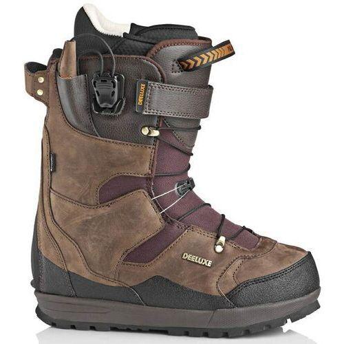 Buty snowboardowe - spark summit tfp brown (9220) rozmiar: 43.5 marki Deeluxe