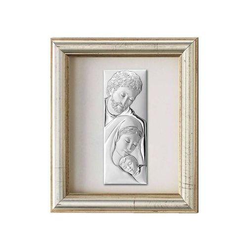 Obrazek Święta Rodzina w ramce za szkłem - (v#135), 3886