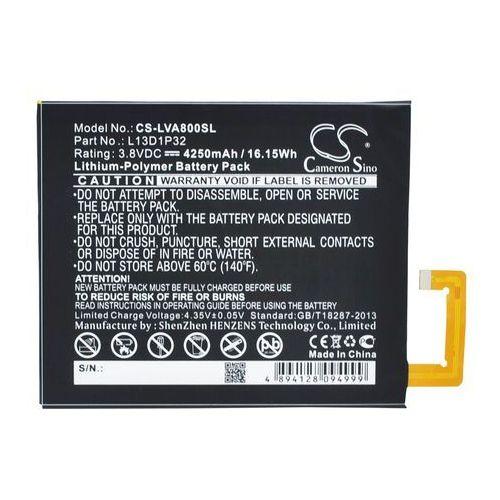 Cameron sino Lenovo ideapad a5500 / l13d1p32 4250mah 16.15wh li-polymer 3.8v () (4894128094999)