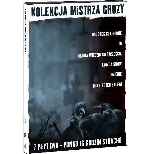 Kolekcja: Mistrz Grozy (DVD) - Różni
