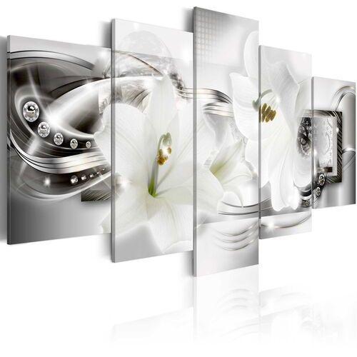 Obraz - diamentowy blask lilii marki Artgeist