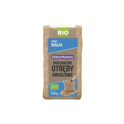 Bioavena 150g otręby orkiszowe bio (5908445474705)
