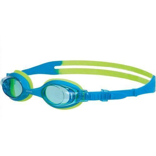 Speedo Okulary do pływania  skoogle jr 8073598434 - niebiesko-zielony (5051746791771)
