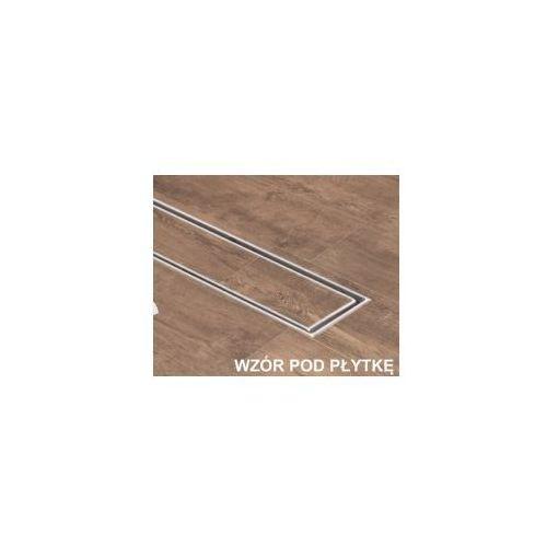 Odwodnienie liniowe 70 do wklejenia płytki xmd011 marki Metal-hurt sea horse