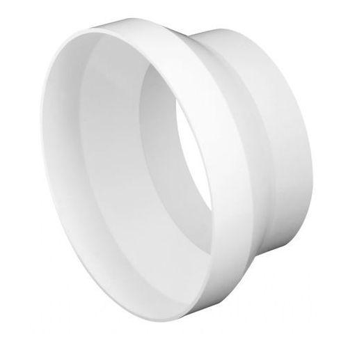 Redukcja kanału wentylacyjnego okrągłego ABS Awenta KO125-29 - DN 100/125