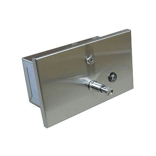 Faneco dozownik mydła w płynie poziomy 1,2 l wnękowy