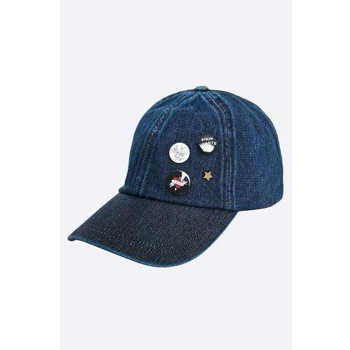 - czapka patches & pins marki Hilfiger denim